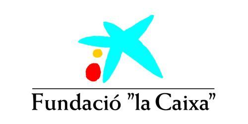 Logotip Fundació La Caixa