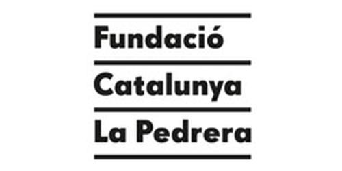 Logotip Fundació Catalunya-La Pedrera