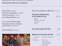 Programa Requiem de Mozart