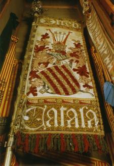 Senyera Orfeó Català