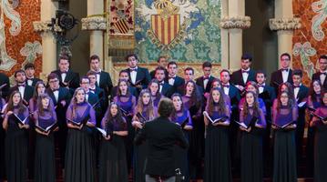 Cor Jove de l'Orfeó Català (c)Antoni Bofill