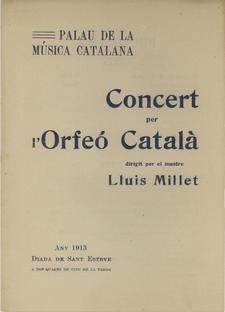 Primer Concert Sant Esteve