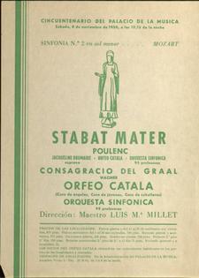 Stabat Mater 1958