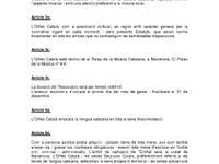 Proposta modificació Estatuts Orfeó Català