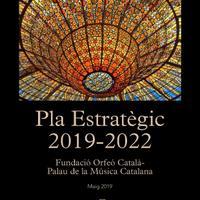 Pla estratègic 2019-2022