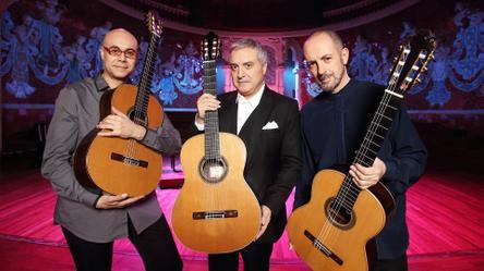 BCN Guitar trio