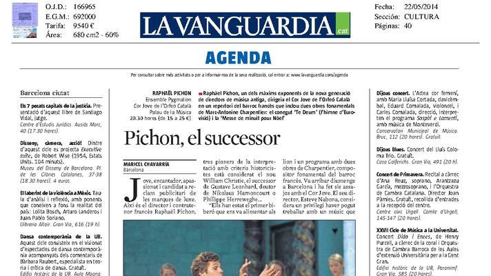 Pichon, el successor