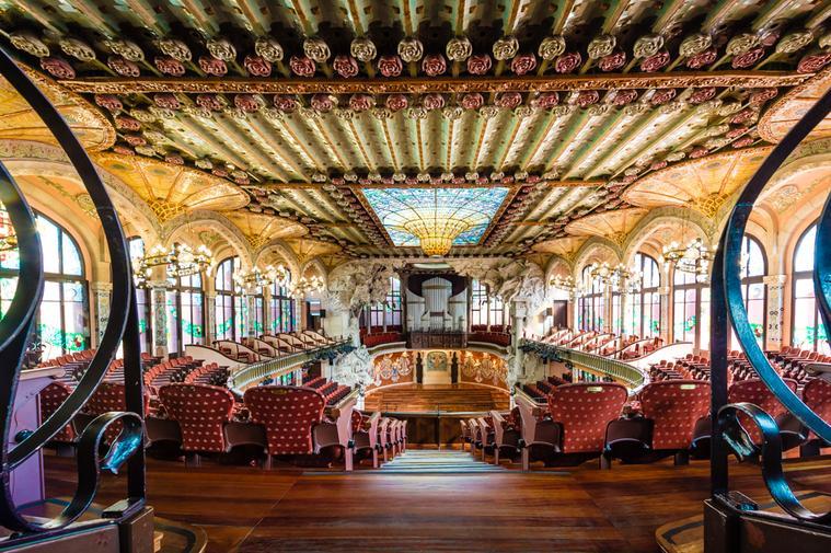 Sala de Concerts (c)Mateo Vecchi