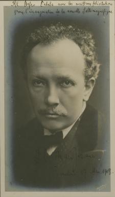 Johann Strauss, director del cor de Cambra