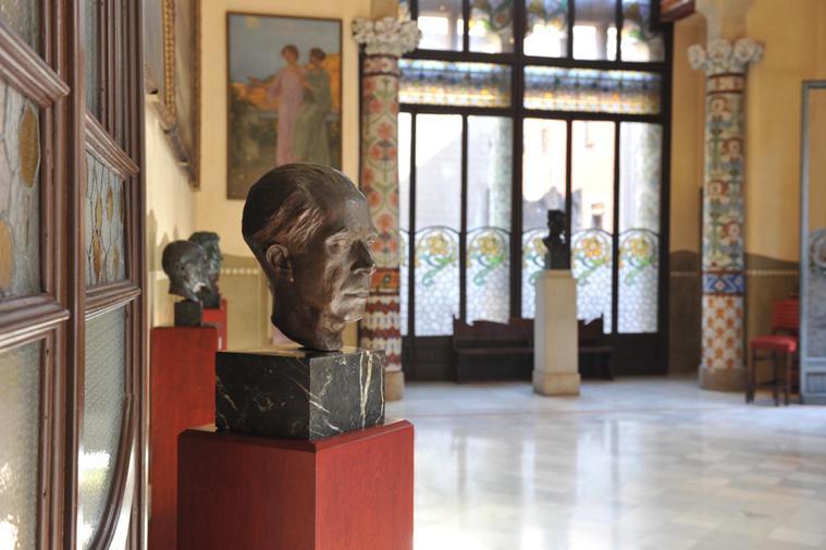 Bust Joan Massià