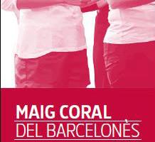 Maig Coral Barcelonès 2016