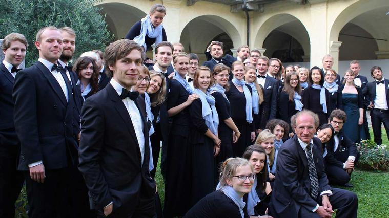 Kammerchor der Hochschüle für Musik Franz Liszt Weimar