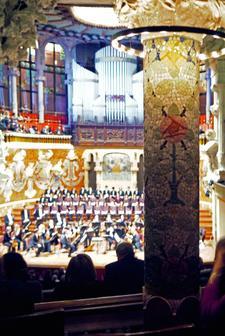 Sala concerts llotges 1er pis