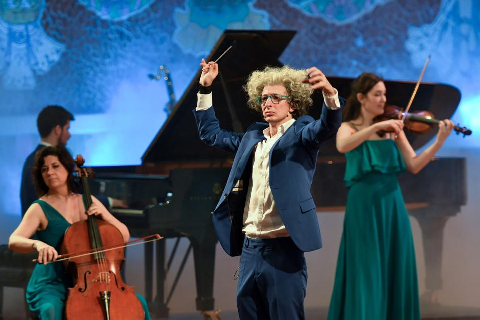 Big Bang Beethoven (c) Antoni Bofill