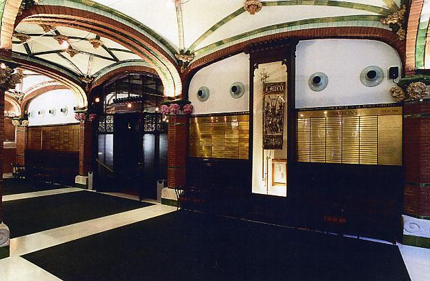 Panell Foyer