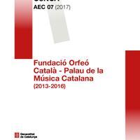 Informe CoNCA 2013-2016