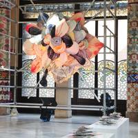 Exposició Seurí al Palau de la Música Catalana ©Antoni Bofill.