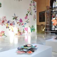Exposició Seurí al Palau de la Música Catalana ©Antoni Bofill