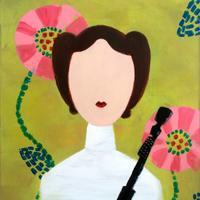 Taller de pintura 'Princesa Leia'