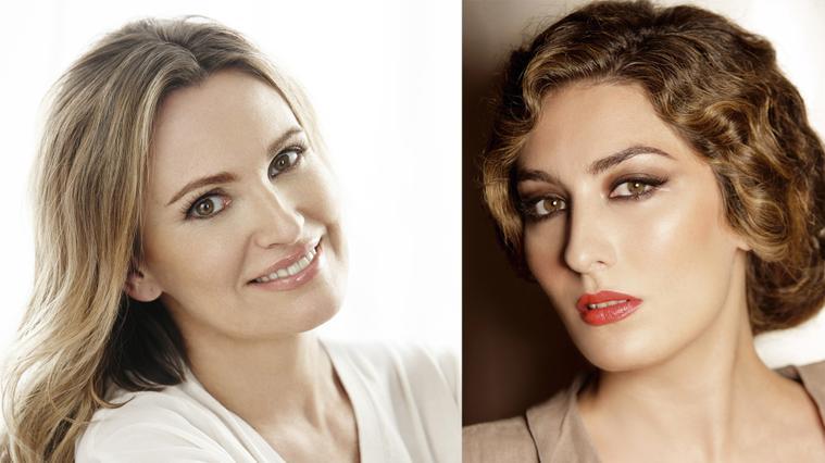 Ainhoa Arteta & Estrella Morente