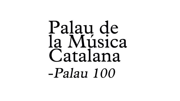 Presentació Palau 100
