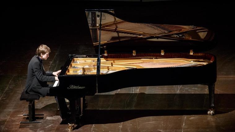 Dimitri Masleev i L'Orquestra de Cadaqu