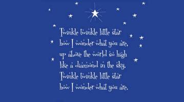 Twinkle Twinkle Baby's Star