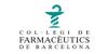 Logo Col·legi de Farmacèutics de Barcelona