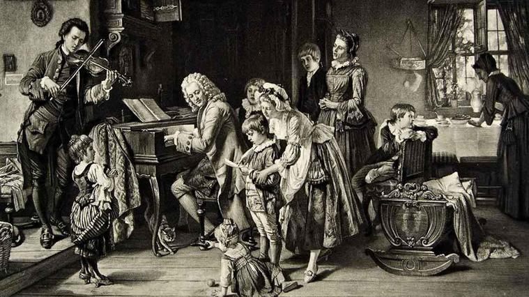 Bach: esperit i raó