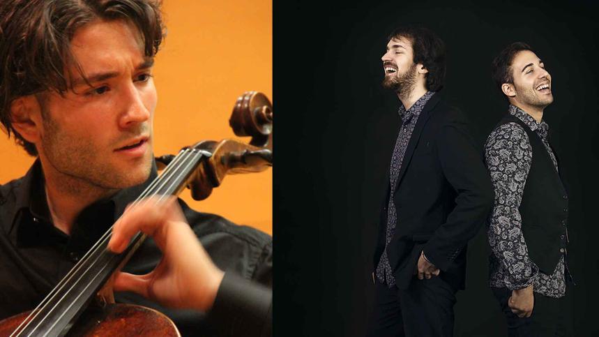 Roger Morello + MazikDuo
