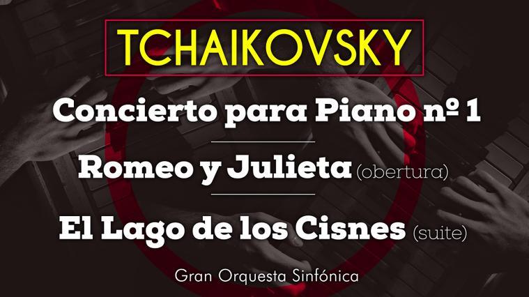 Concert per a piano núm.1 de Txaikovski