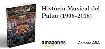 Amazon Llibre Història Musical Palau
