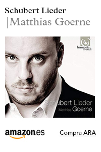 Comprar en Amazon  Schubert Lieder