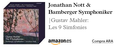 Amazon Pack 9 simfonies de Mahler