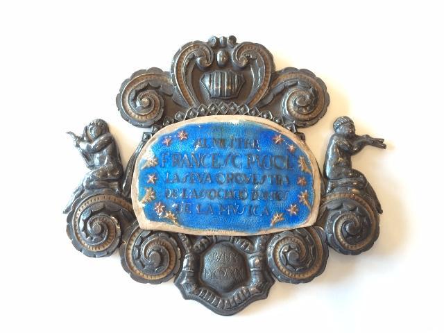 placa francesc pujol