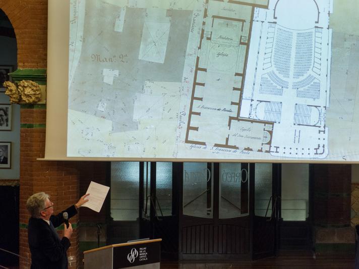 conferencia 110 anys construcció PMC-2013-072-® A Bofill
