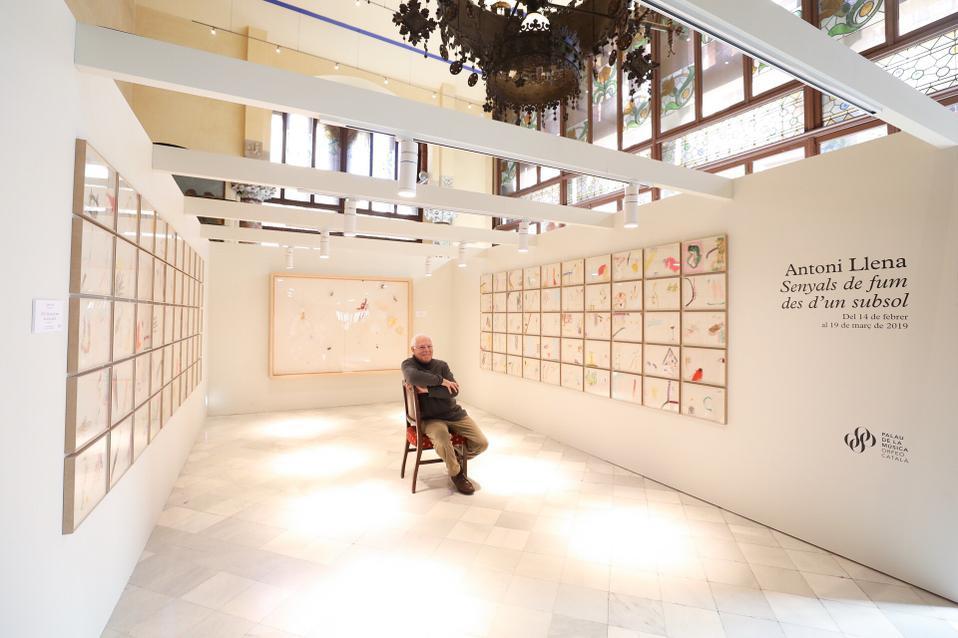 Exposició Antoni Llena1 (c)Eva Guillamet
