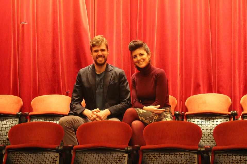 JosepRamonOlive i Raquel garcia Tomas