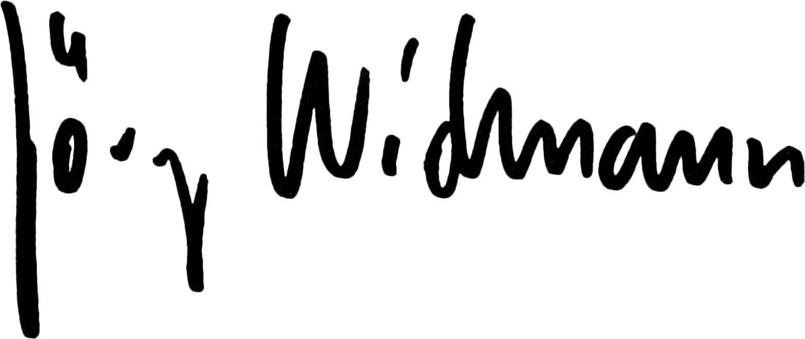 Firma Jörg Widmann