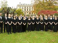 CHOIR OF CLARE COLLEGE