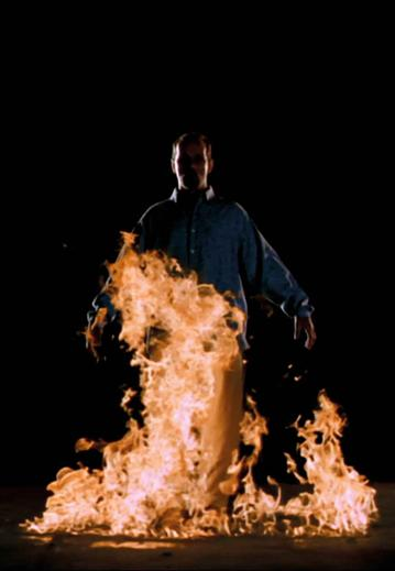 Bill Viola: The Crossing, 1996