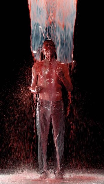 Bill Viola: Inverted Birth, 2014