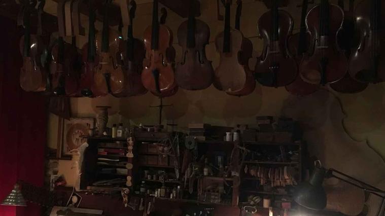 Luthier Bagué