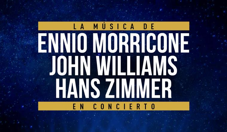 MORRICONE-WILLIAMS-ZIMMER