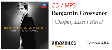 Amazon Grosvenor Chopin