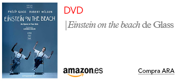 Amazon Einstein on the beach DVD