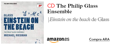 Amazon Einstein on the beach CD