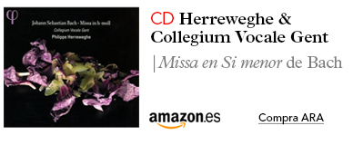 Amazon CD: Bach: Misa En Si Menor amb Herreweghe
