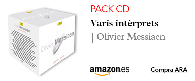 Amazon CD Complete Edition Messiaen