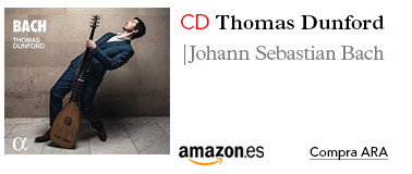 Amazon CD: J.S.Bach: Musica Para Laud / Dunford